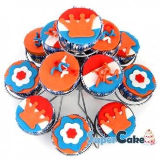 holland-koningsdag-cupcakes
